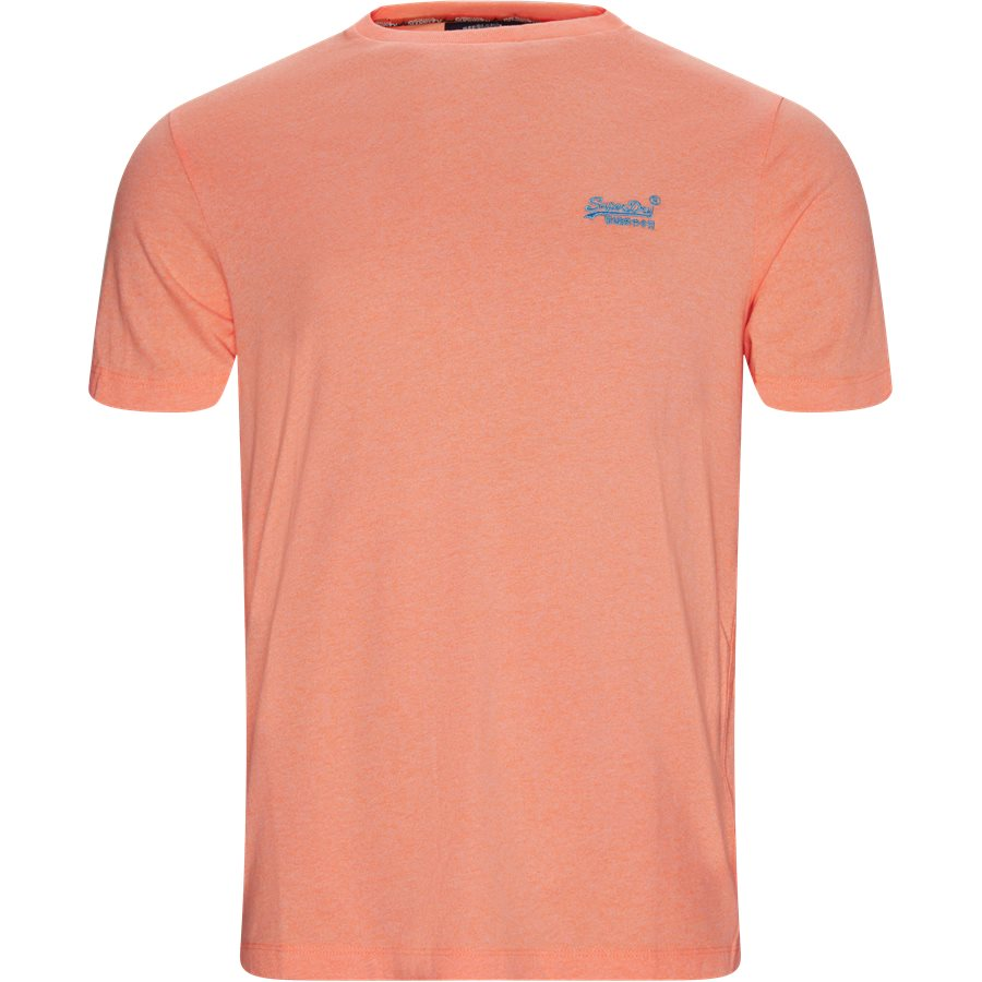 M1010 - M1010 T-shirt - T-shirts - Regular - ORANGE FI0 - 1